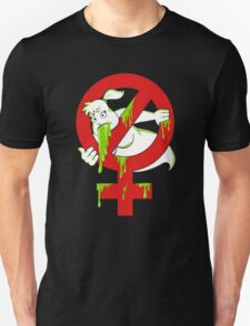 DESTROYING FUNNY GHOST Unisex T-Shirt