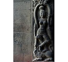 Indian Temple Art | 01 Photographic Print