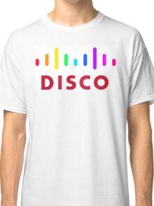Disco (Cisco Parody) Classic T-Shirt