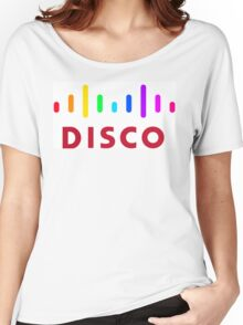 Disco (Cisco Parody) Women's Relaxed Fit T-Shirt
