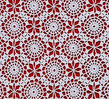 Portuguese Crochet Pattern - Cases, Pillows and More by BadJokeJoel