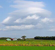 Impending storm-Hokkaido, Japan by johnrf