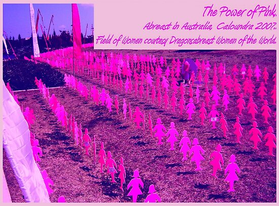 Pink Power Lining Up by KazM