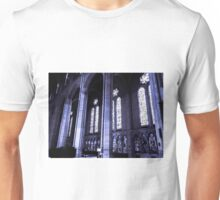 San Francisco Cathedral Eerie Unisex T-Shirt