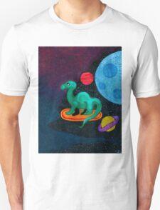 Galactasaurus Unisex T-Shirt