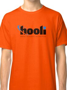 Silicon Valley - Hooli Classic T-Shirt