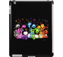baby plush bunnies iPad Case/Skin