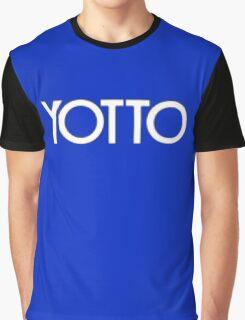 Yotto white Graphic T-Shirt