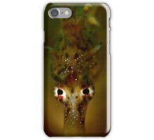 A Pygmy Seahorse Nose iPhone Case/Skin