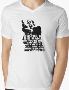 Get Carter Mens V-Neck T-Shirt