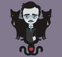Edgar Allan Poe Kids Clothes