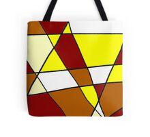 Abstract Warmth Tote Bag