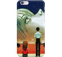Neon Genesis Evangelion: The End of Evangelion Movie Poster  iPhone Case/Skin