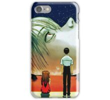 Neon Genesis Evangelion: The End of Evangelion Movie Poster  iPhone Case/Skin