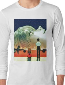 Neon Genesis Evangelion: The End of Evangelion Movie Poster  Long Sleeve T-Shirt