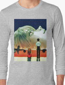 Neon Genesis Evangelion: The End of Evangelion Movie Poster  T-Shirt