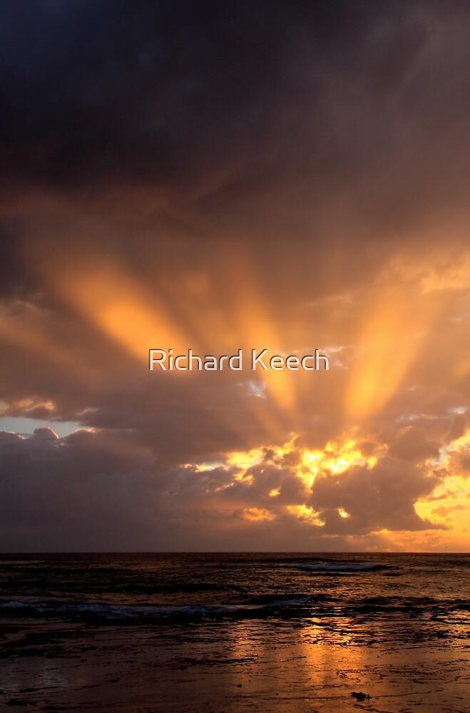 Sunbeams by Richard Keech
