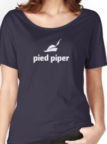 Silicon Valley - Pied Piper Women's Relaxed Fit T-Shirt
