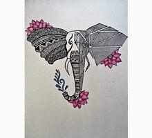 Zen Elephant Women's Fitted Scoop T-Shirt