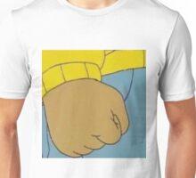 Arthur Fist Meme Unisex T-Shirt