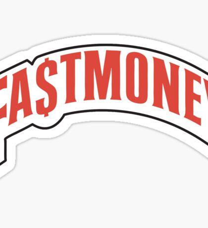 FAST MONEY RETCH Sticker