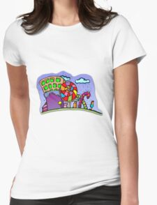 Sugar Storm! Womens Fitted T-Shirt