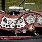 Old-timer Dashboard by Wolf Sverak