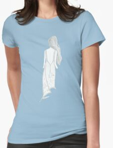 Pondering  Womens Fitted T-Shirt