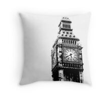 Big Ben - Palace of Westminster, London Throw Pillow