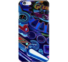 pinball fade iPhone Case/Skin