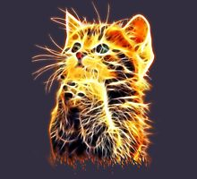 Cute cats Womens Fitted T-Shirt
