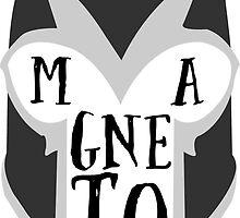Magneto's Helmet by fandangno