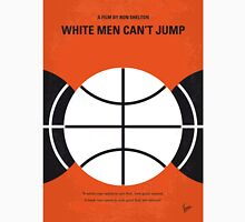 No436 My White Men Cant Jump minimal movie poster Unisex T-Shirt