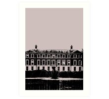 Kew Gardens Museum No. 1 - London Art Print