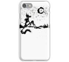 I Wish I Was The Moon iPhone Case/Skin