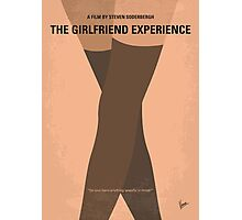 No438 My The Girlfriend Experience minimal movie poster Photographic Print