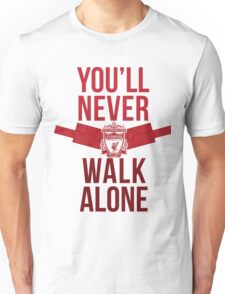 Liverpool FC - YNWA 3 Unisex T-Shirt