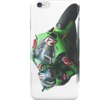 Bike GP heroes in action 'John Hopkins' iPhone Case/Skin