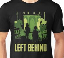 Left Behind Green Unisex T-Shirt