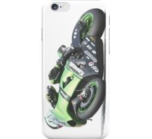 Bike GP heroes in action - 'Randy DePuniet' iPhone Case/Skin
