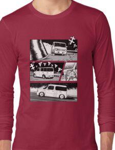 Nissan Cube Gen 2 (Dark) Long Sleeve T-Shirt