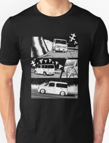Nissan Cube Gen 2 (Dark) Unisex T-Shirt