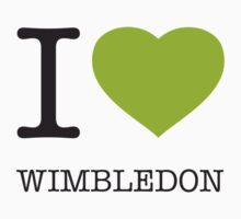 I ♥ WIMBLEDON One Piece - Long Sleeve