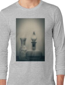 Three Bottles Long Sleeve T-Shirt