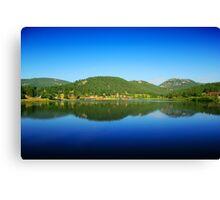 Lake Evergreen, Colorado Canvas Print