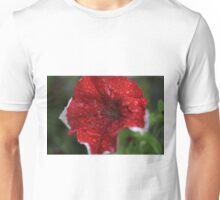 Rain soaked petunia's T-Shirt