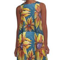 Sunflower girls!! A-Line Dress