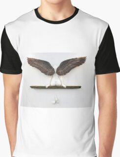 Icarus Had a Sister Graphic T-Shirt