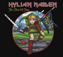 Hylian Maiden One Piece - Long Sleeve