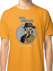 Synth. Detective. Smartass. Classic T-Shirt